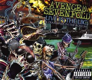 AvengedSevenfold-DiamondsInTheRough